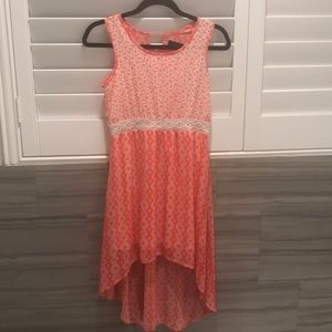 Other - High low dress for girls
